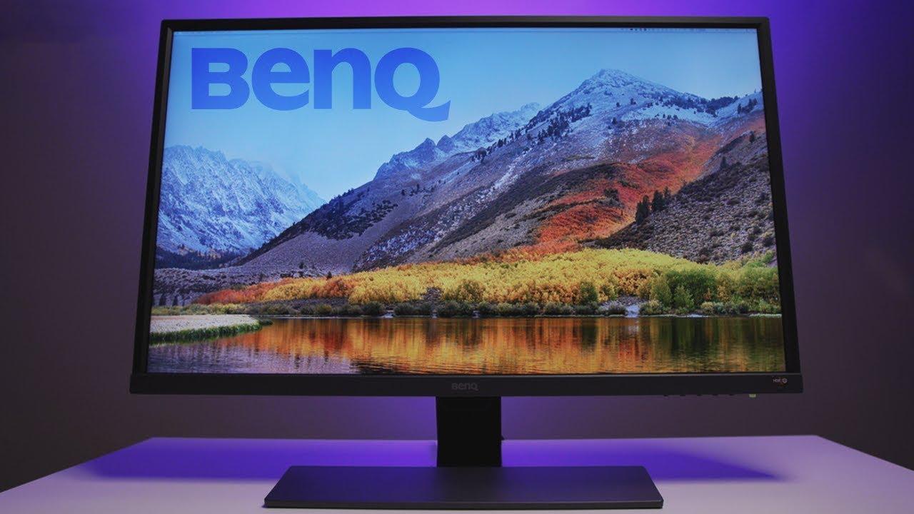 BenQ (EW3270U) 4K HDR Monitor REVIEW! by Tomas Villegas