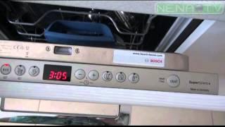 Посудомойка Bosch SPV 58M50RU.. Обзор. Котлас(Обзор таблеток для посудомоечной машины http://www.youtube.com/watch?v=hRzlL3SYNr8 Плюсы и минусы посудомойки http://www.youtube.com/watch?, 2013-06-09T11:33:51.000Z)