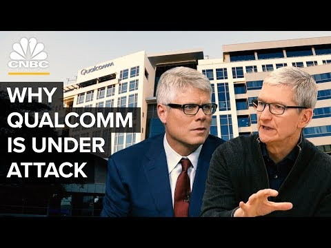 Why Apple And The FTC Are At War With Qualcomm - YouTube