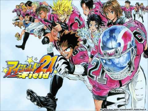 Ost Eyeshield 21 - Best OST - Unfindable In Music Albums - Made By Genesis21 100% EXCLU