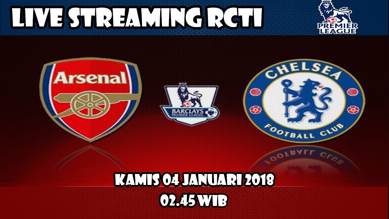 Live streaming arsenal vs chelsea rcti 04 januari 2018 youtube live streaming arsenal vs chelsea rcti 04 januari 2018 stopboris Gallery