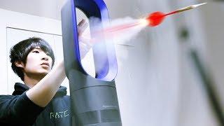 ダーツの矢を中心に当てる方法思いついた【ダイソンパワー RATE先生】 thumbnail