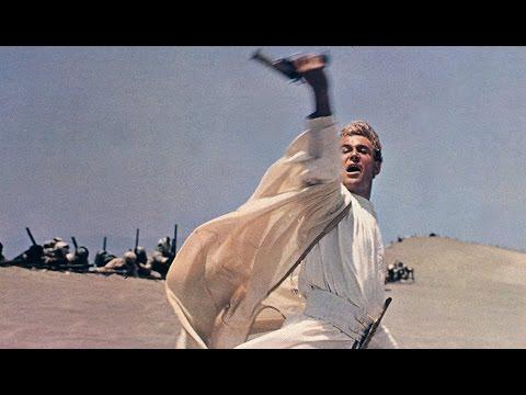 """Detrás de las cámaras: """"Lawrence de Arabia"""" (""""Lawrence of Arabia"""" behind the scenes)"""