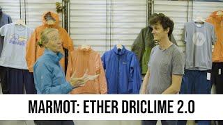 SPOTLIGHT: Marmot - Ether Driclime 2.0