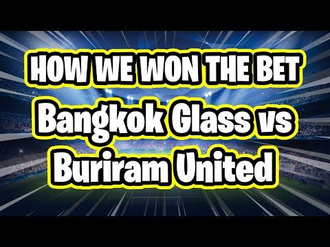 Sports Betting Tips - Bangkok Glass vs Buriram United 1-0 10/10/20