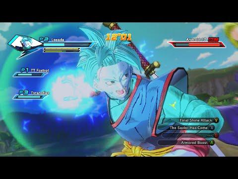 Dragon Ball Xenoverse: Supreme Kai's clothes PQ39