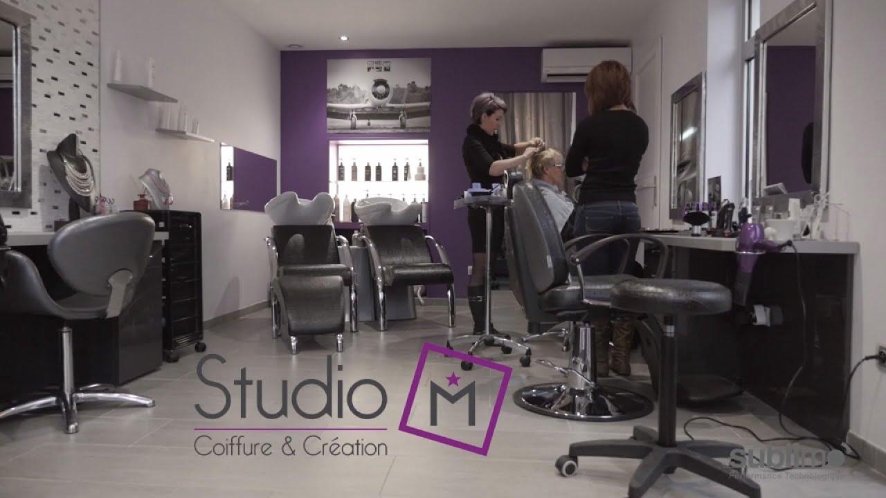 Studio m coiffure cr ation albertville youtube - Salon de coiffure albertville ...