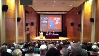 Yoav Peled at YIVO Jews and the Left (CLIP 2)