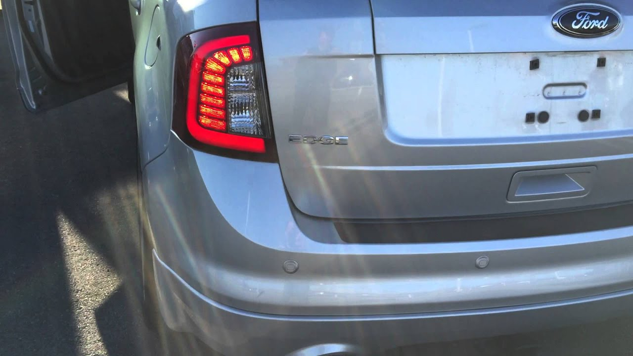 Ford Edge Tail Light Wiring Books Of Diagram Schematic 2007 10 Led Taillight Parking Turn Signal Function Youtube Rh Com