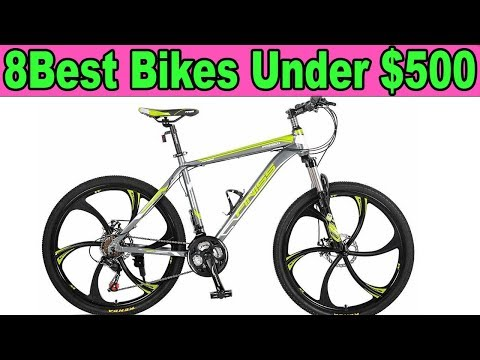 Top 8: 8 Best Bikes Under $500 To Buy In 2020