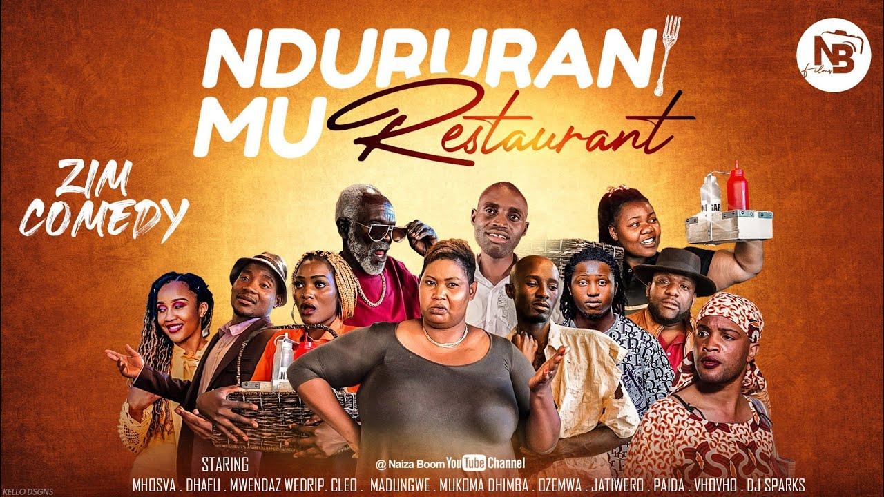 Download NDURURANI MU RESTAURANT (ZIM COMEDY)😂🍔😤🦴