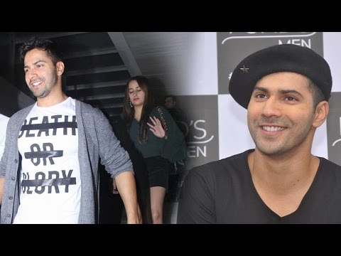 Here's What Varun Dhawan Has To Say About His Alleged Girlfriend Natasha Dalal
