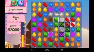 Candy Crush Saga Level 50 Walkthrough