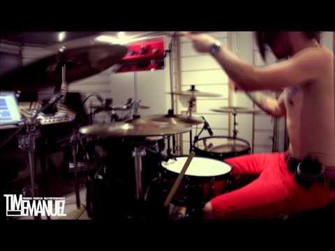 Tim Emanuel  Of Mice & Men - Let Live  Drum Cover