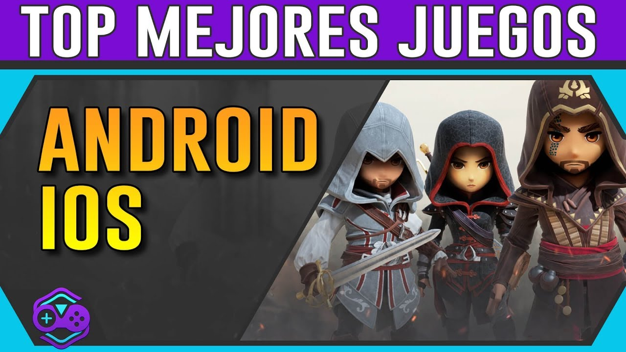 Top 20 Mejores Juegos Android Ios Free To Play 2019 Youtube