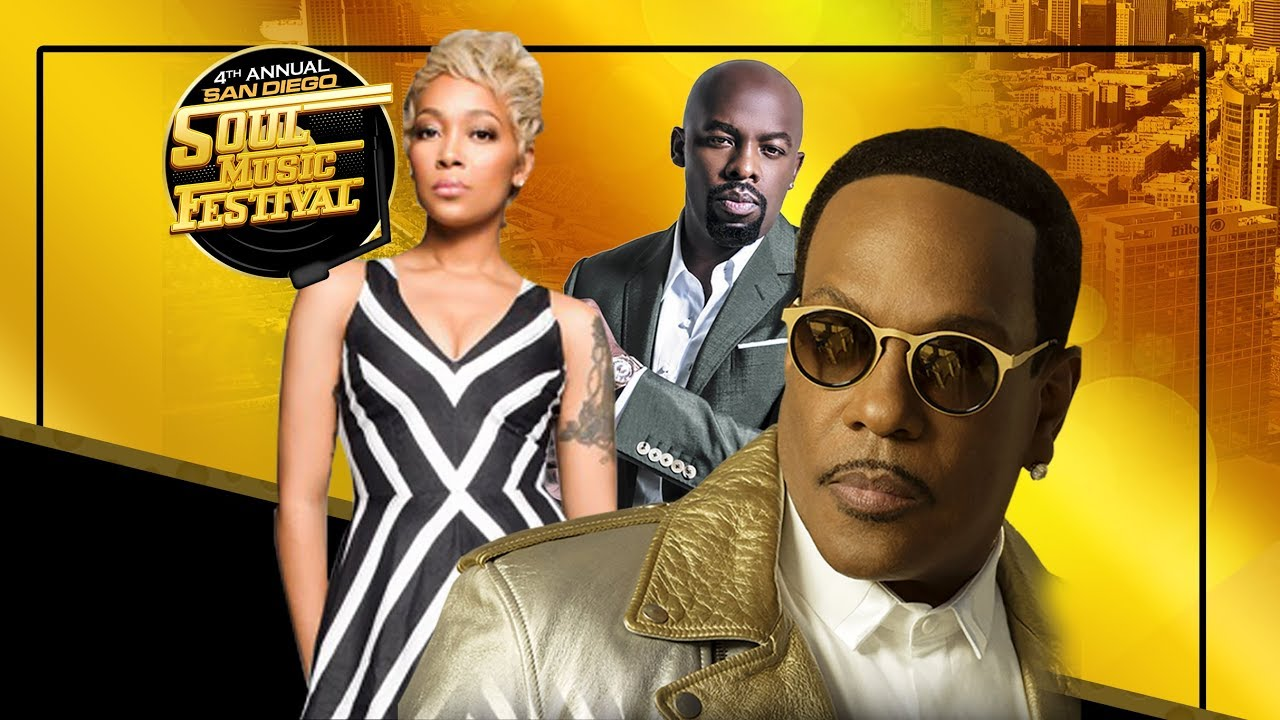 Charlie wilson tour dates in Melbourne