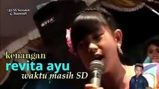 TEMBANG JAWA - IKHLAS (cover) revita ayu bareng gres music electone