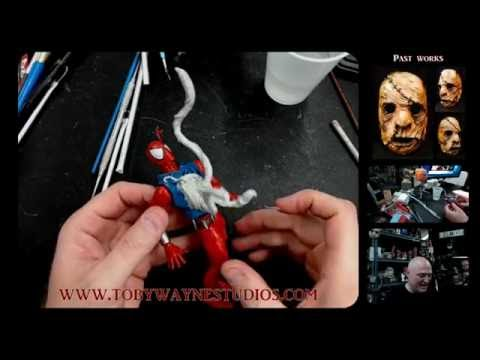 Spidey modification part 3 of 5
