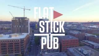 Amigo Arts Flatstick Pub Promo Video 2