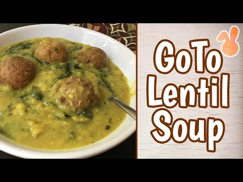 how to make lentil soup youtube