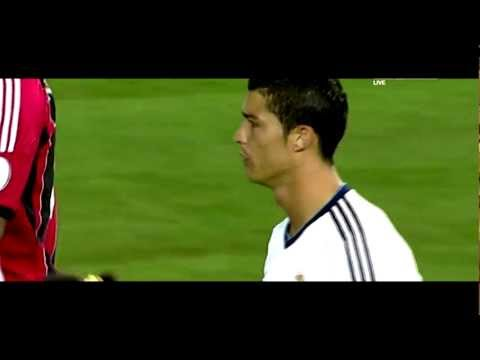 Cristiano Ronaldo Vs Milan Away 12-13 HD 720p By TheSeb (Cropped)