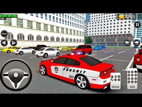 Parking Frenzy 2.0 3D Game #13 - Car Games Android IOS gameplay