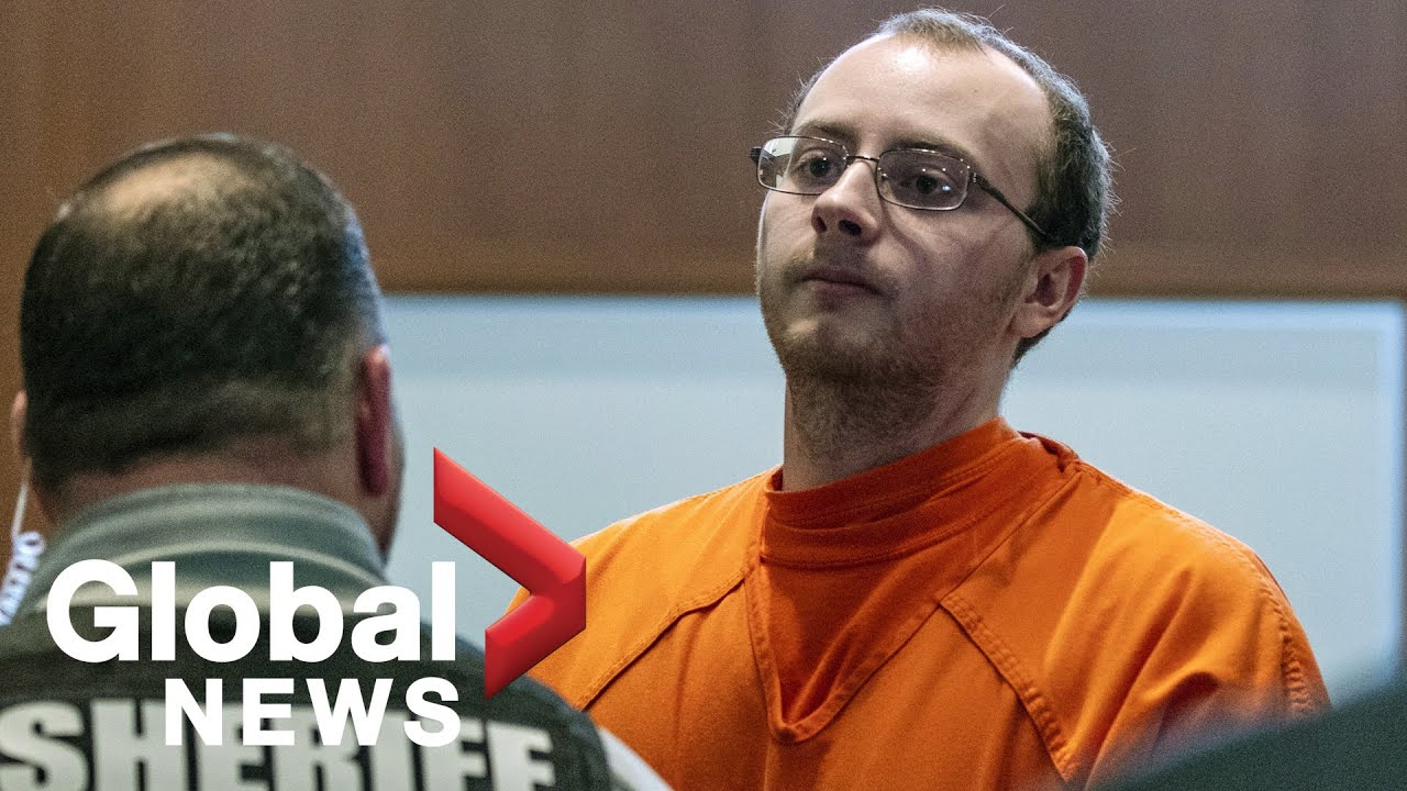Jayme Closs' kidnapper gets two life sentences for killing her parents and 40 years for abduction
