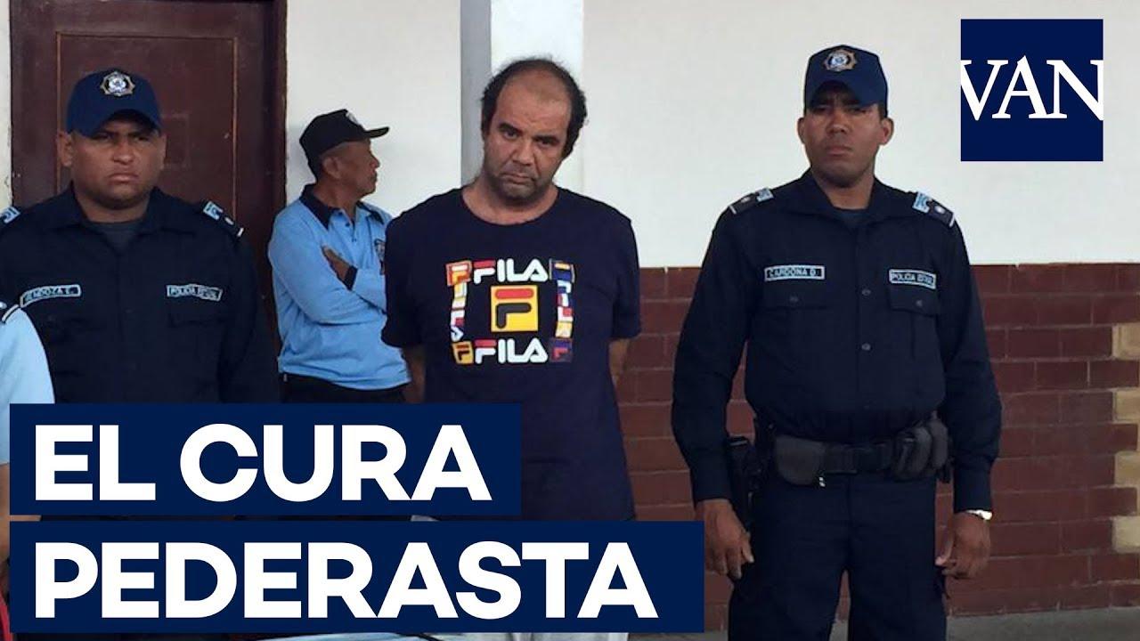 DECLARACIONES del cura español que abusó de una niña de 12 años