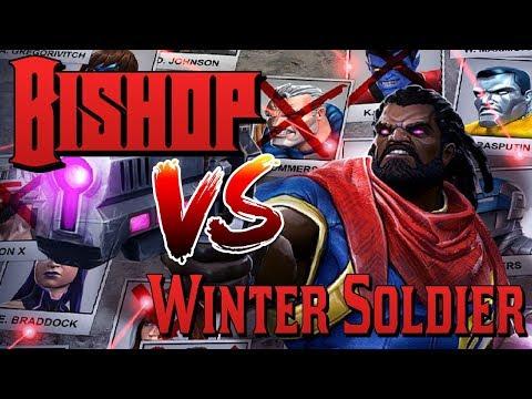 Can Bishop Smash Winter Soldier? - 동영상