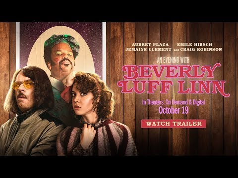 AN EVENING WITH BEVERLY LUFF LINN l Official US Trailer l In Theaters, On Demand & Digital HD 10.19