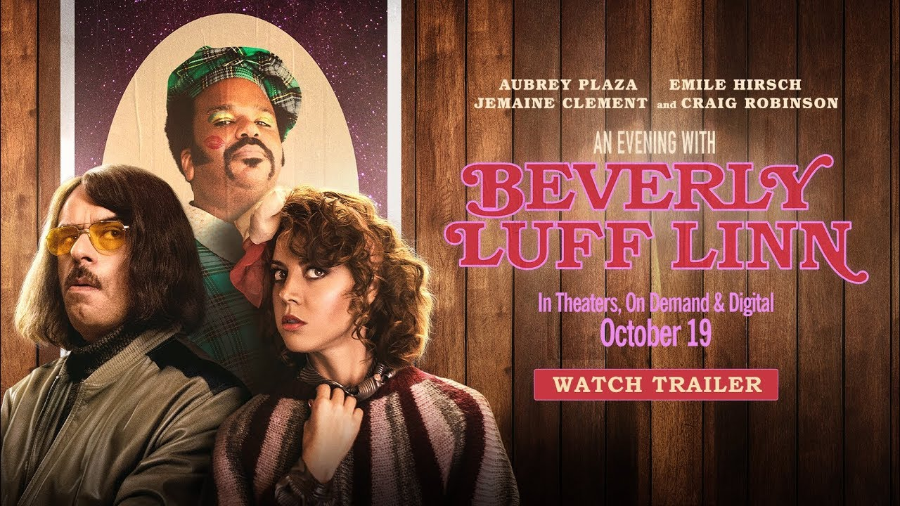 AN EVENING WITH BEVERLY LUFF LINN l Official US Trailer l In Theaters, On Demand & Digital HD 10