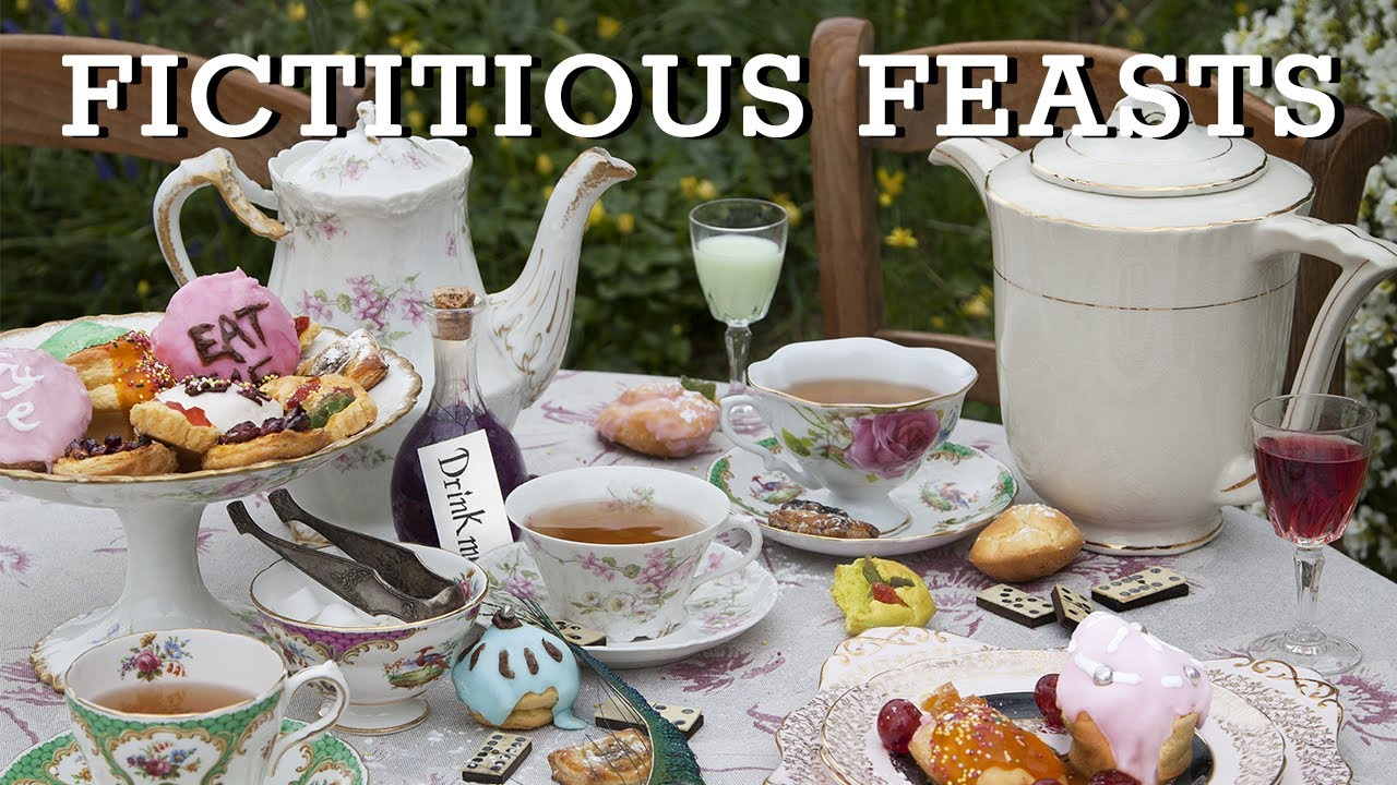 Fictitious Feasts - a photo project by Charles Roux
