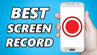BEST FREE Android Screen Recording App! 2020