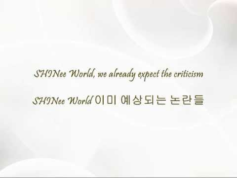 SHINee - The SHINee World (Doo-Bop) [Han & Eng]