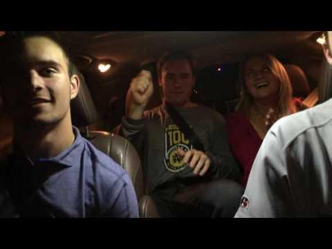 Karaoke Team ND Hockey does Blink 182 'Miss You'