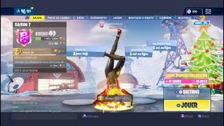 Fortnite presentation of my skin and all