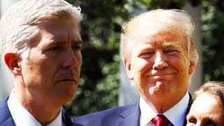Why Trump Wanted To Fire His Own Supreme Court Pick