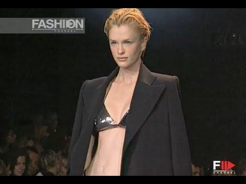 PACO RABANNE Spring Summer 1998 Paris - Fashion Channel