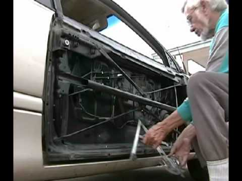 Saturn Door Window Repair Mpeg Youtube