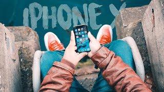 Test de l'iPhone X en français