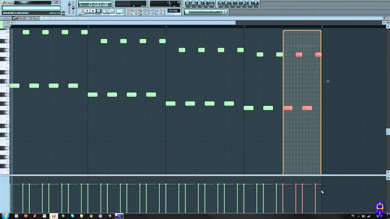 how to copy and paste fl studio
