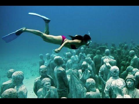 Real Underwater City Amazing underwa...