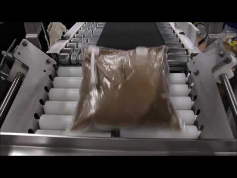 Liquid Filled Bag Handling Conveyor - Pack Air Inc.