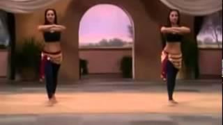 Танец живота Фитнес Бедра и ягодицы / Belllydance Fitness Hips,buns,thighs (Часть1)