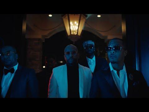 Смотреть клип Royce 5'9 - Black Savage Ft. Sy Ari Da Kid, White Gold, Cyhi The Prynce & T.I.