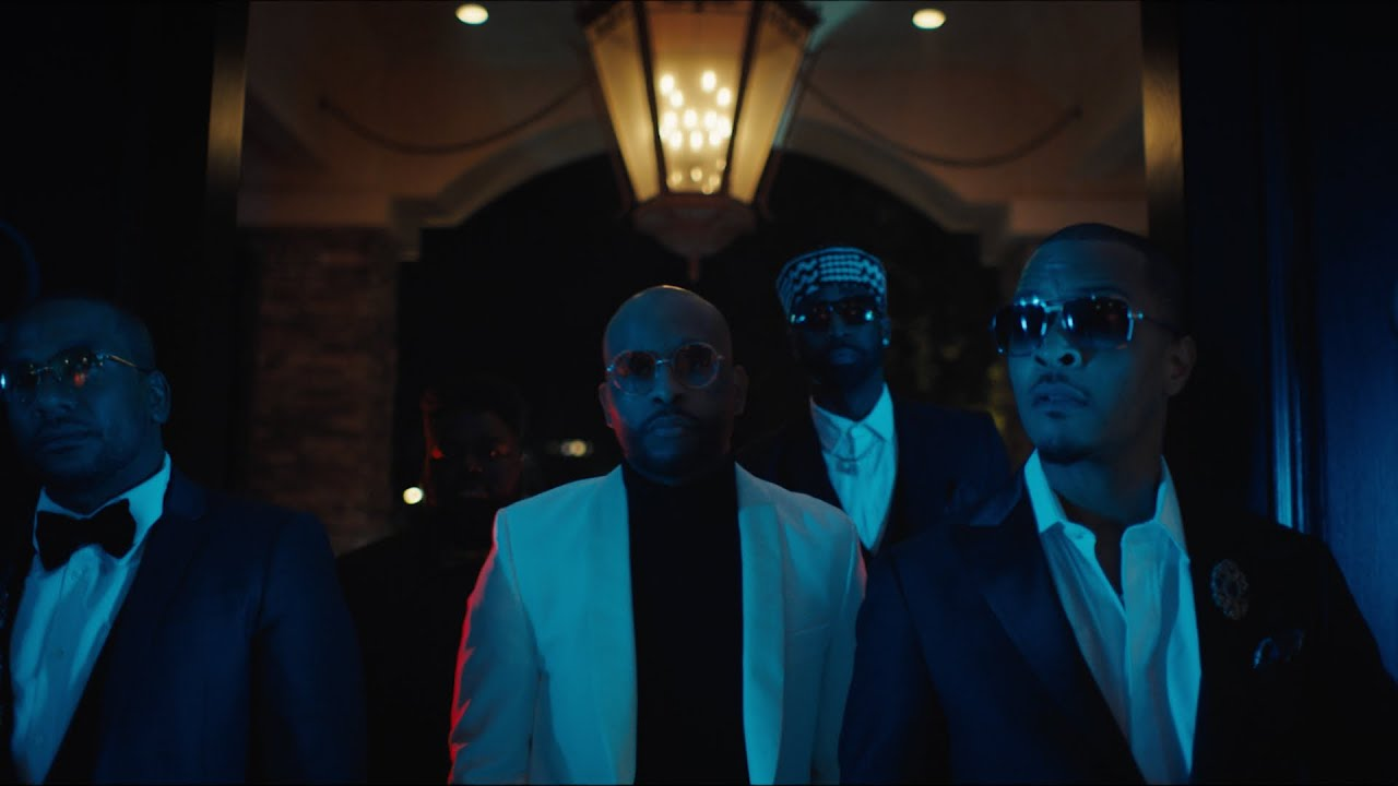 Royce 5'9 - Black Savage ft. Sy Ari Da Kid, White Gold, CyHi The Prynce & T.I. (Official Vi