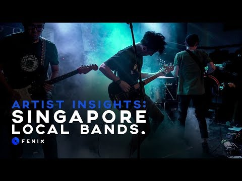 Artist Insights | Singapore Local Music