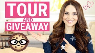 MY BAKING LINE IS HERE! + TOUR & GIVEAWAY