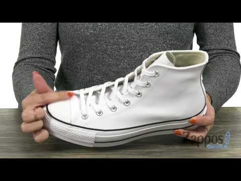 Converse Chuck Taylor All Star Lift Clean - Hi SKU: 9111952