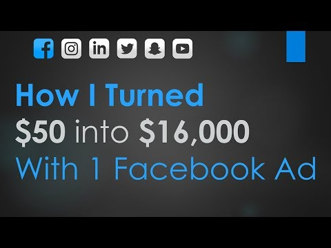 How I turned $50 into $16,000 with 1 Facebook Ad | Facebook Ads for Personal Trainers
